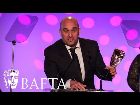 Shane Meadows wins Director - Fiction for This is England '90 | BAFTA TV Craft Awards 2016