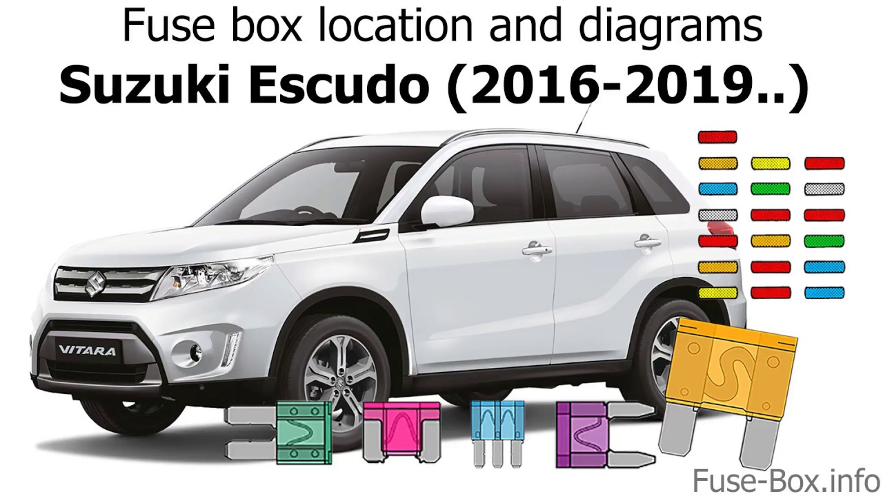 Suzuki Fuse Box Location