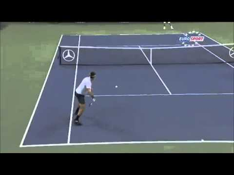 Lleyton Hewitt vs Juan Martín Del Potro ~ Highlights ~ US Open 2013 R2)