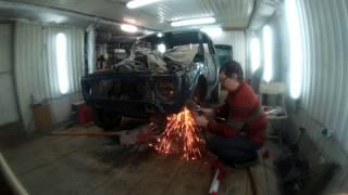НИВА Кузовной ремонт 2-бөлім Body repair