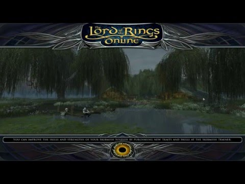 Lord Of The Rings Online Not Loading All The Way