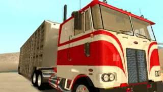 Convoy Truckstop Leave Remake