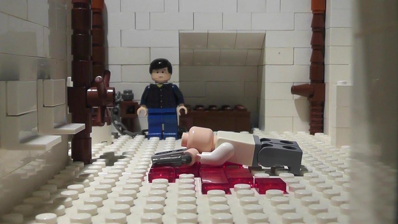lego saw bathroom youtube