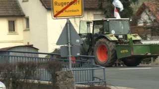 Bayerische Rundschau unterwegs