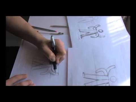 london logo design design process