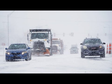 Wintry blast leads to state of emergency in Texas