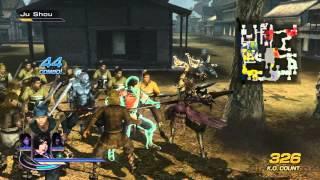 Let's Play Warriors Orochi 3 part 5 Von Streithähnen umzingelt thumbnail