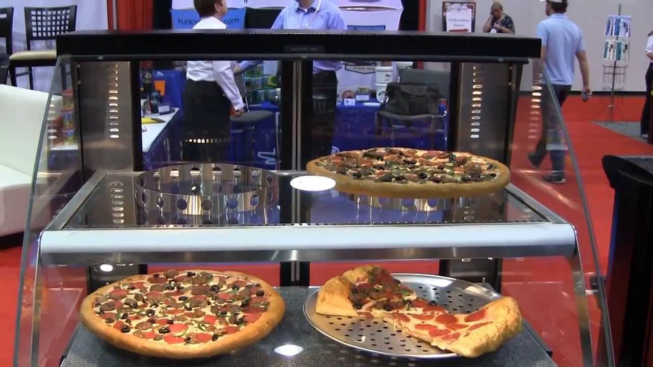 Hatco 174 Heated Pizza Food Display Case Fscd 2pd Youtube