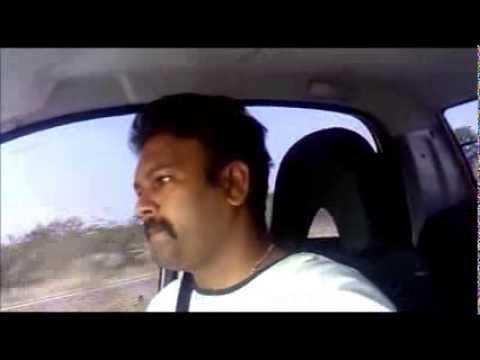 Tata Nano 2012 Speed Test 100km/hr with AC on