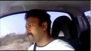 Tata Nano 2012 Speed Test 100km/hr with AC on