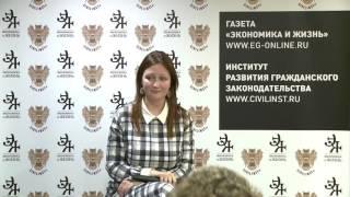 Екатерина Ульянова. О переходе прав на товарный знак ИП при прекращении и возобновлении статуса ИП(, 2016-11-07T09:19:27.000Z)