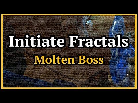 Guild Wars 2  - Initiate Fractals - Molten Boss thumbnail