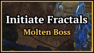 Guild Wars 2 Initiate Fractals Molten Boss