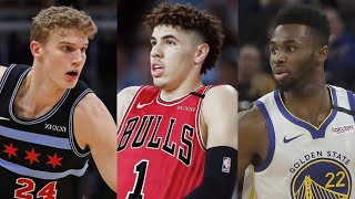 Chicago Bulls Potential Trades With Warriors & Timberwolves For Top 2 Picks! | Bulls News!