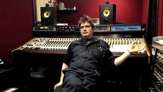 Steve Albini talks about recording Robert Plant and Jimmy Page Remastered Audio HD 720p