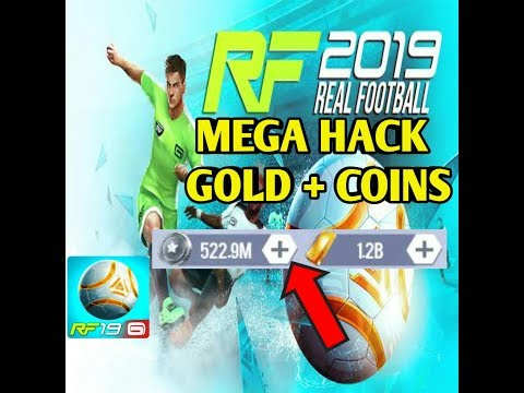 REAL FOOTBALL  2019  FREE UNLIMITED GOLD + COINS - HOW TO GET UNLIMITED COINS IN REAL FOOTBALL