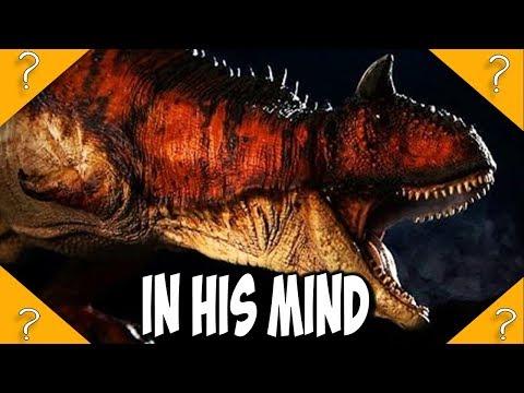 Carnotaurus POV Jurassic World Fallen Kingdom
