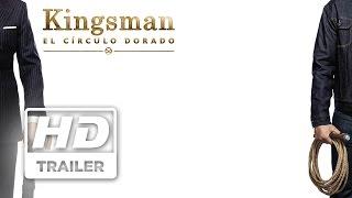 Kingsman: El Círculo Dorado - Primer trailer subtitulado