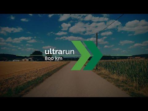 Ultrarun 800km: Das Experiment