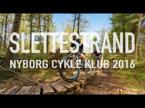 MTB Nyborg i Slettestrand 2016