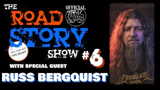 The Party Hog Road Story Show #6 with Russ Bergquist