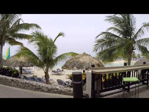 Brief walk through of Holiday Inn Resort in Montego Bay, Jamaica
