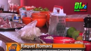 Delco Noticias Basavilbaso - Marta, Raquel y Pablo - Cocineros Argentinos de Basavilbaso