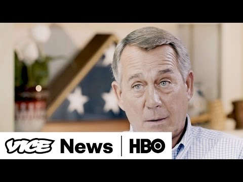 VICE News Tonight: Boehner Unfiltered