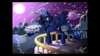 Пони принцесса луна песни