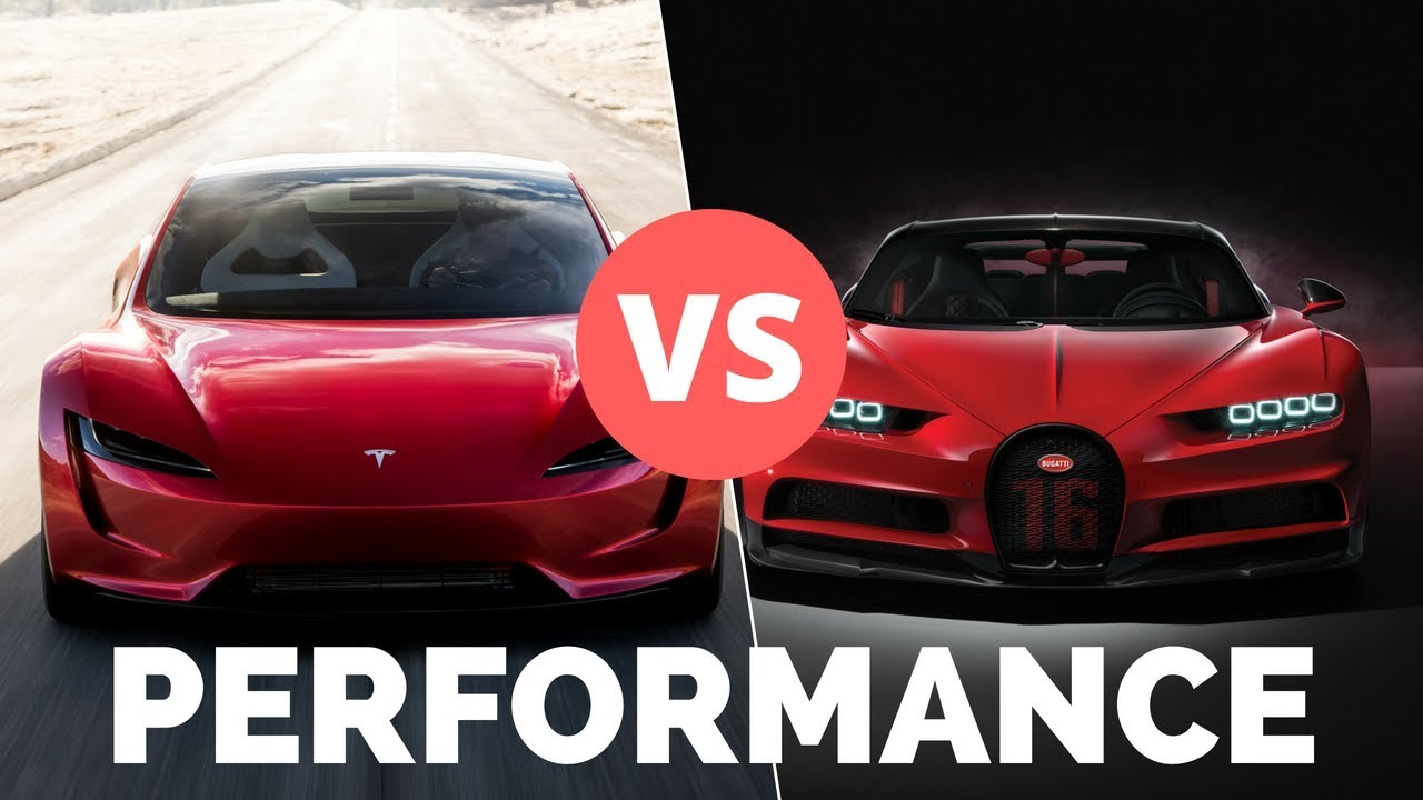 Tesla Roadster 2020 Vs Supercars Will It Win On All Performance Metrics