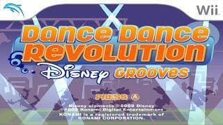 Dance Dance Revolution Disney Grooves   Dolphin Emulator 5.0-9806 [1080p HD]   Nintendo Wii
