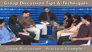 Practical Group Discussion | group discussion videos | group discussion tips