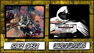 Space Opera / Cavaleiro da Lua vol 5