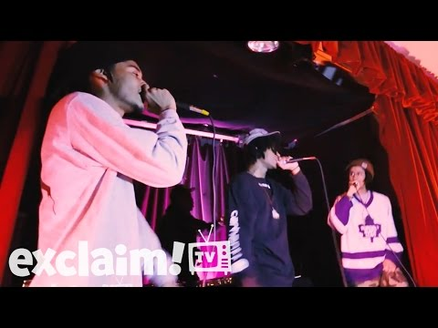 """Loaf Muzik - """"The Dungeon"""" LIVE on Exclaim! TV"""