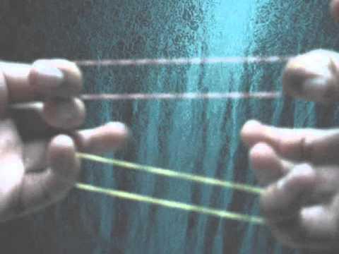Hướng dẫn ảo thuật hai sợi thun xuyên vào nhau - NPN