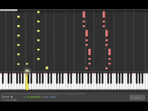 How to play Funky Town on piano