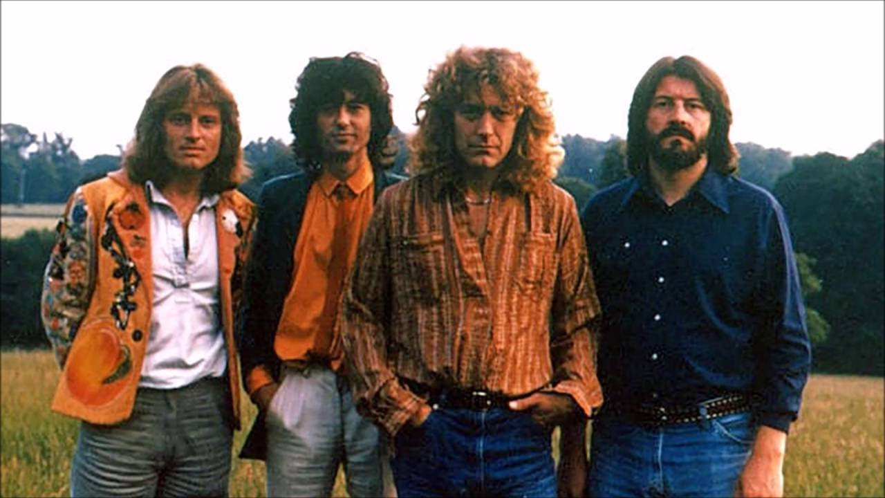 Rare Lost Song Best Quality Led Zeppelin Fire Say You