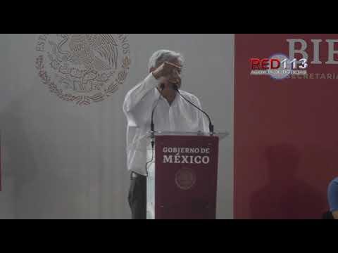 VIDEO AMLO explica federalización de  nómina magisterial de Michoacán