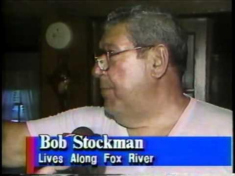 1993 Fox River Flood in Berlin, Wisconsin