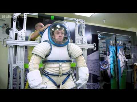 The next generation spacesuit - Richard Hammond Builds a Universe: Preview - BBC One