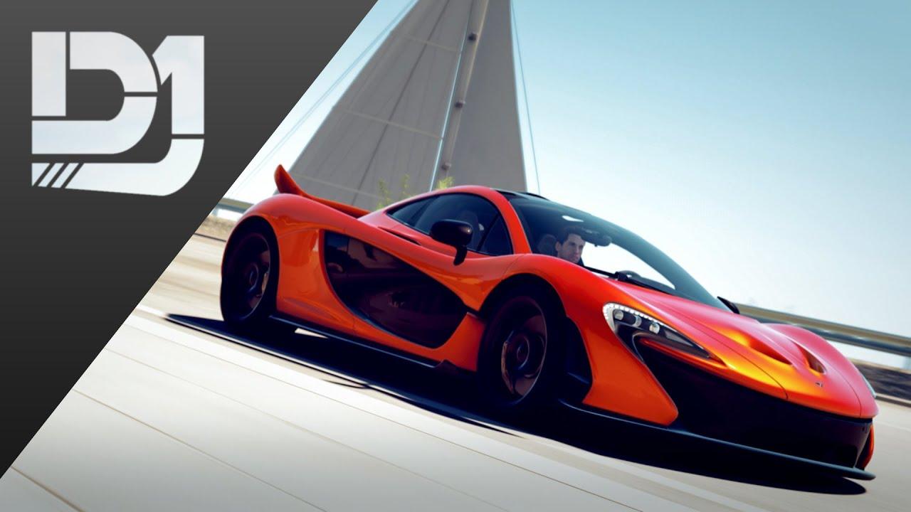 Forza Horizon Presents Fast Furious Bucket List McLaren - Fast 4 car list