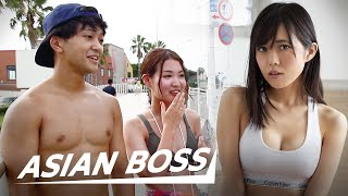 Are Japanese Women's Breast Size Really Growing? [Street Interview] | ASIAN BOSS