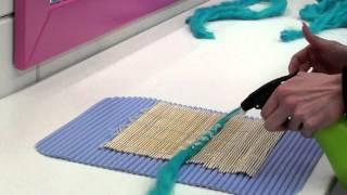 Wool dreads - Tutorial - How to make dreadlocks from wool - Dreadlockshop