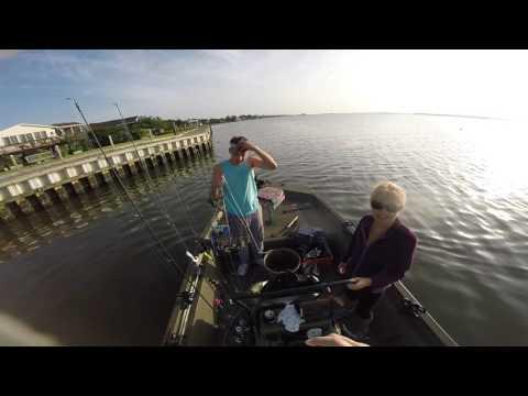 Crabbing, Fishing Fun In Chincoteague, Virginia.  August 7-14
