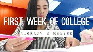 FIRST WEEK OF COLLEGE | Syracuse University