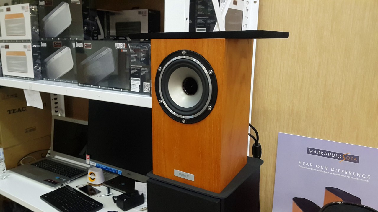 Tannoy Revolution XT Mini Dark Walnut