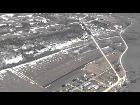 Bernard P. Hogan Estate Aerial Tour •Hancock County, IL