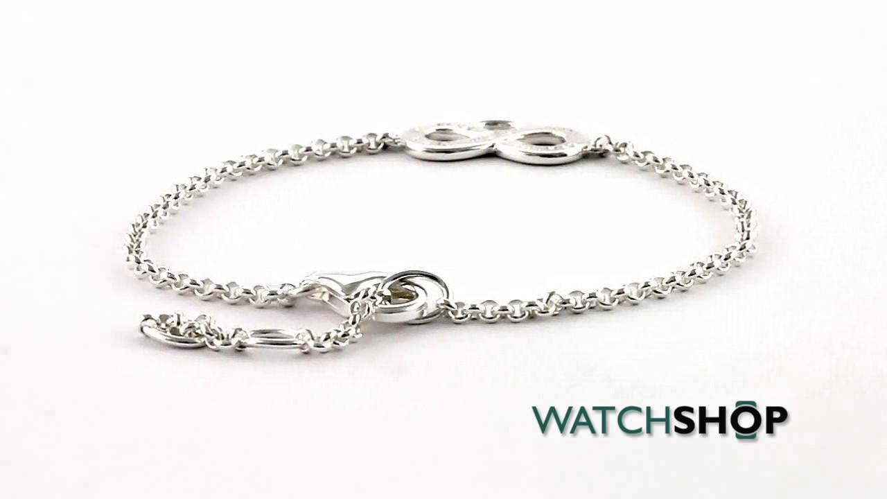 Thomas Sabo Charm bracelet X0204-001-12-L19,5v Thomas Sabo