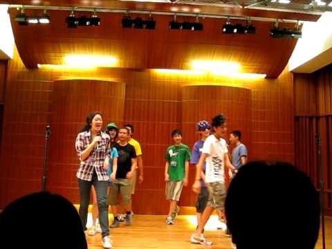 Karaoke Contest - A3 「早安晨之美」