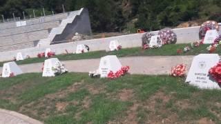 Koshare kompleksi memorial i Deshmoreve